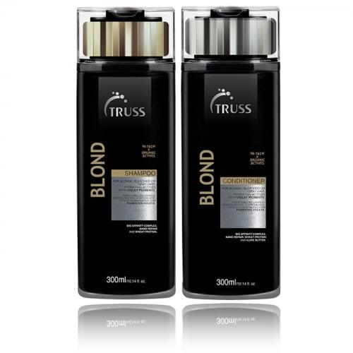 Truss Duo Blond Hair – Shampoo e Condicionador