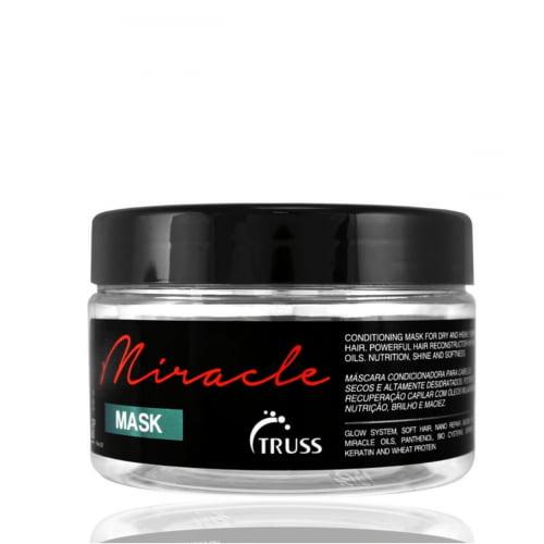 Truss – Máscara Miracle - 180 g