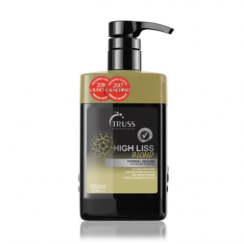 TRUSS High Liss Blond Selamento Térmico – 650ml